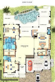 One Story Mediterranean House Plans Mediterranean House Ideas
