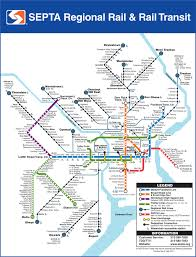 Patco Map Official Map Philadelphia Septa Network After Transit Maps