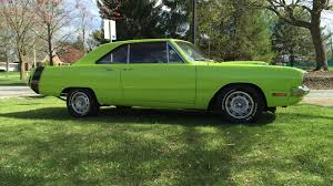 lime green dodge dart 1970 dodge dart w62 indy 2015