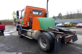 volvo truck and trailer for sale 2003 volvo vnm42t single axle day cab tractor for sale by arthur