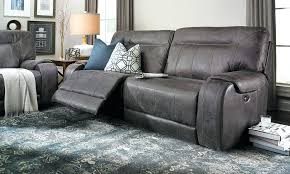 Gray Recliner Sofa Grey Reclining Sofa Slisports