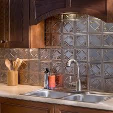 fasade kitchen backsplash fasade backsplash traditional 4 in brushed nickel