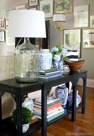 Sofa Table Desk by Styling A New To Me Console Table Console Tables Consoles And