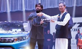 suzuki vitara u0027game changing u0027 suv launches in pakistan business