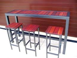 outdoor bar height chairs impressive counter height outdoor bar