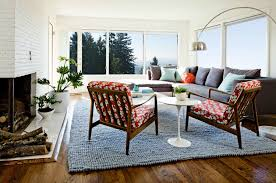 1950s interior design 1950s ranch house renovation in oregon offers delightful new layout