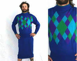 80s sweater dress floor length sweater etsy