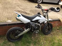 140cc evo lifan race engine pitbike dirt bike manual in chesham