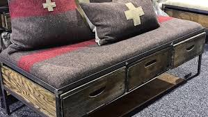 military style marches into home decor duluth news tribune