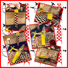 Home Goods Reno by Smashing Plates Tablescapes Whimsical Reno Air Race Table