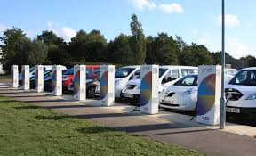 nissan finance graduate scheme vehicle to grid chargers installed at ntce nissan insider news