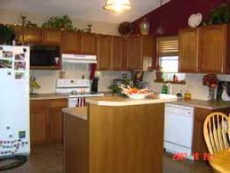 Above Kitchen Cabinets by Diy Decorating Ideas Above Kitchen Cabinets Youtube