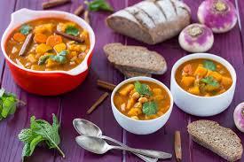 autumn vegetable stew plant based vegan recipe