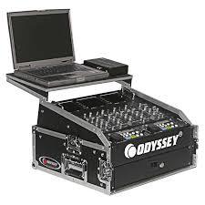 Audio Rack Case Odyssey Frgs802 Combo Rack Case Idjnow
