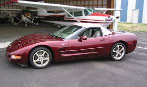 corvette 50th anniversary edition 2003 chevrolet corvette is up for sale that has covered only 57