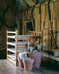 how to hang tools in shed in pursuit of the perfect potting shed finegardening