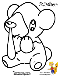 free printable pokemon coloring pages for kids image page pikachu