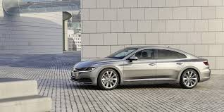 new 2018 vw arteon four door coupe is the cc u0027s replacement