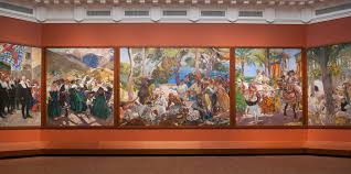 sorolla vision of spain gallery hispanic society of america