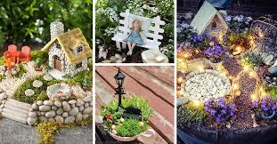 Theme Garden Ideas The 50 Best Diy Miniature Garden Ideas In 2018