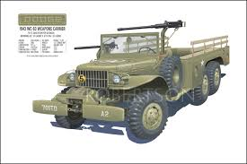 military jeep with gun dodge military trucks