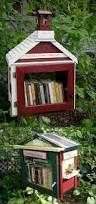 Mini Library Ideas 190 Best Mini Free Libraries Images On Pinterest Free Library