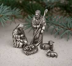 nativity handcrafted in vermont danforth pewter