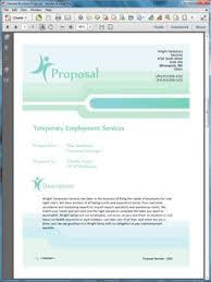 best ideas of sample proposal letter for employment also summary