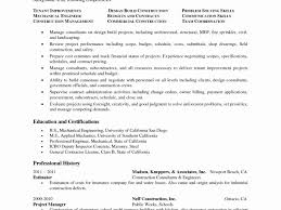 Public Works Director Resume Commercial Operations Manager Sample Resume Simple Professional
