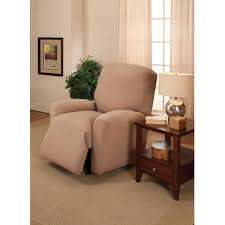 jersey stretch large recliner slipcover walmart com