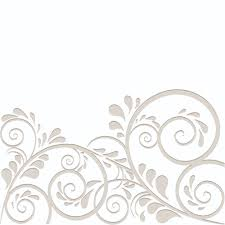simple floral ornament background vector 02 arabescos