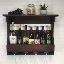 wall ideas decorative wall wine rack inspirations design decor