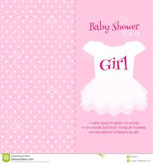 baby shower paper baby shower invitation template royalty free stock photo image