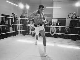 When Did Muhammad Ali Light The Olympic Torch How The World Paid Tribute To Muhammad Ali The Independent