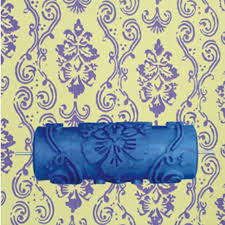 paint rollers with patterns hot model pattern 025y 5inch 3d rubber decorative wall painting