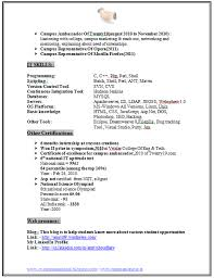 resume template for freshers download firefox over 10000 cv and resume sles with free download graduate