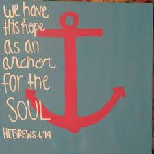 Hypolita Love Anchors The Soul - shop hope anchors the soul hebrews on wanelo