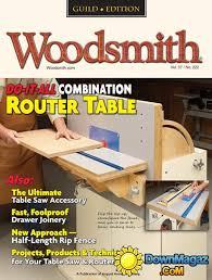 woodsmith december 2015 january 2016 download pdf magazines