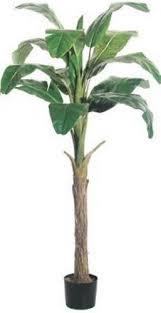 artificial banana tree banana palm tree 6ft artificial tree