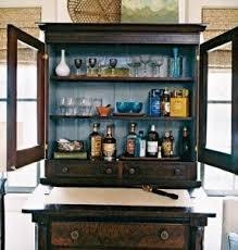 Bar Hutch Cabinet Outdoor Bar Storage Cabinet Foter