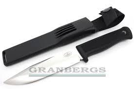 granbergs fallkniven s1z knife
