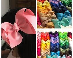 baby bow boutique boutique hair bow etsy