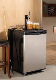 Edgestar Kc2000 Amazon Com Danby Dkc5811bsl Keg Cooler Stainless Look Appliances