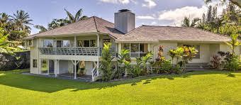 kauai villas luxury beach homes for rent