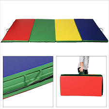 Gymnastics Floor Mat Dimensions by Amazon Com 4 U0027x10 U0027x2