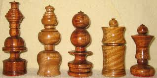 Wooden Chess Set Willy U0027s Woodworks Chess Sets