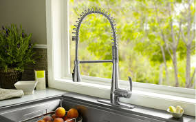 kitchen faucet american standard faucet 4433350f15 075 in stainless steel by american standard