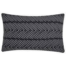 Amsterdam Chevron Lumbar Decorative Pillow 13