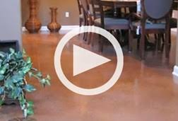 painting a floor concrete paint floor painting options the concrete network