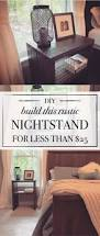 How To Make A Floating Nightstand Best 25 Diy Nightstand Ideas On Pinterest Night Stands Diy